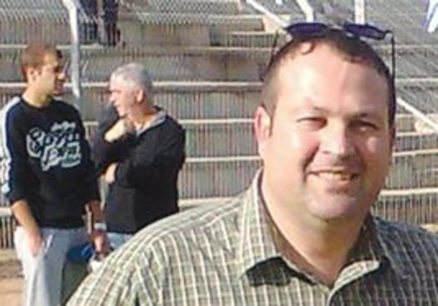 Karmiel Deputy Mayor Oren Milstein