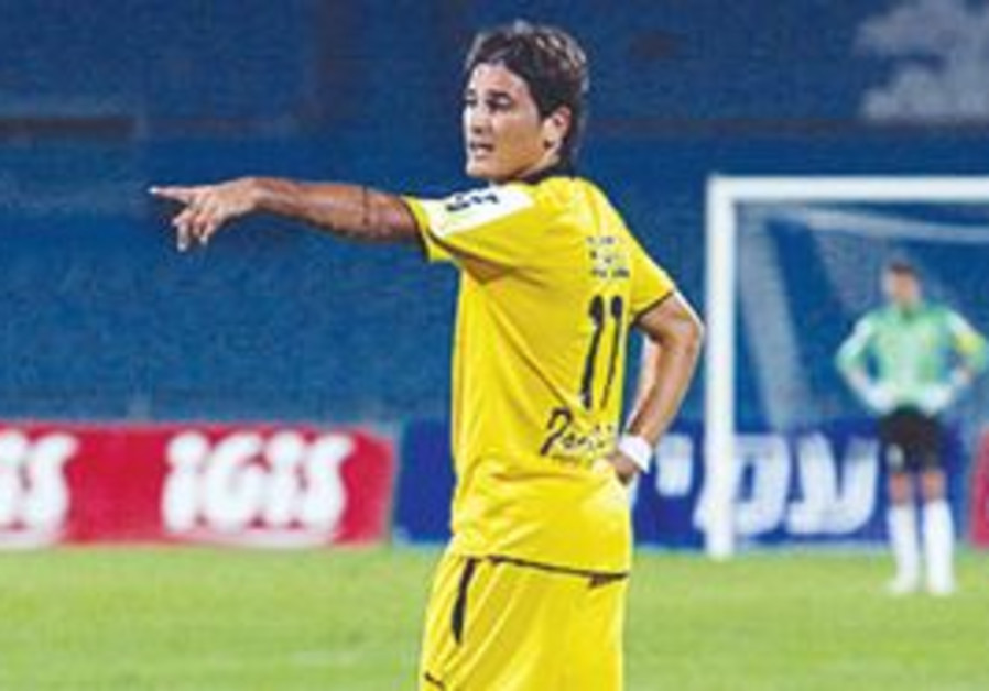MAOR BUZGALO and Maccabi Tel Aviv have won just on
