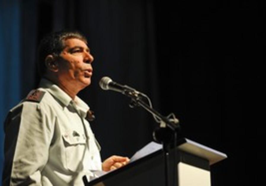 Chief of General Staff Gabi Ashkenazi