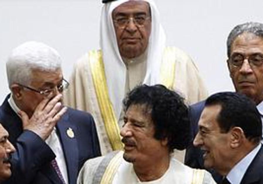 Arab leaders