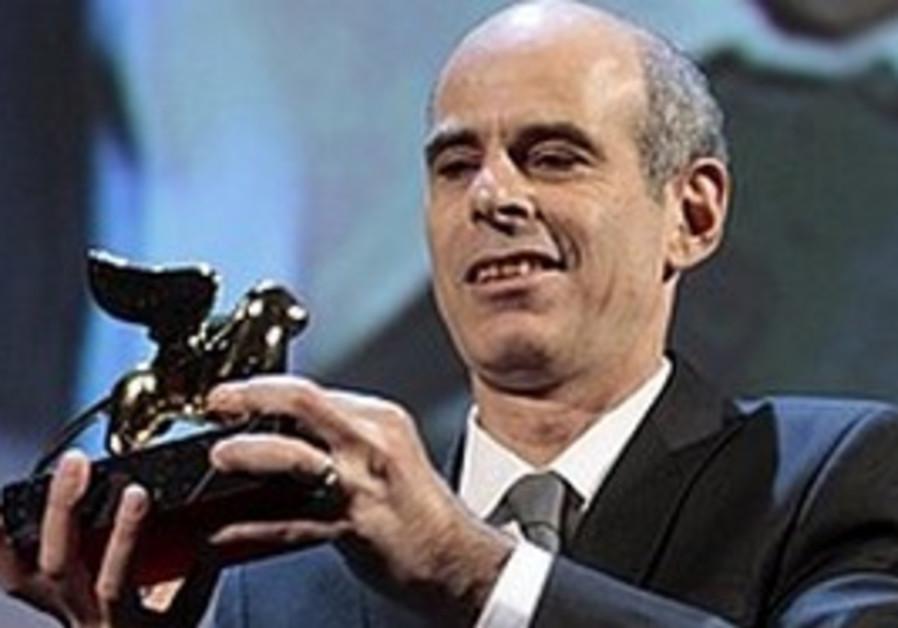 Israeli director and screenwriter Shmulik Maoz