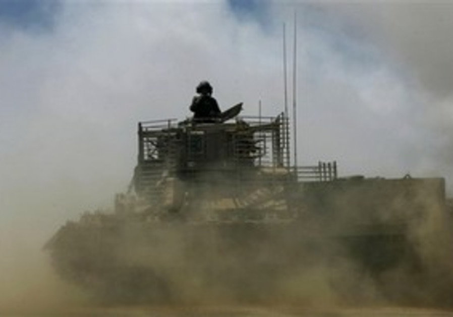 Analysis: APCs are the least of Israel's problems