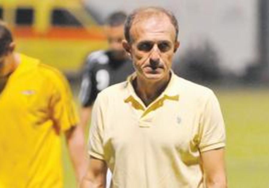 Betar Jerusalem Coach Uri Malmilian