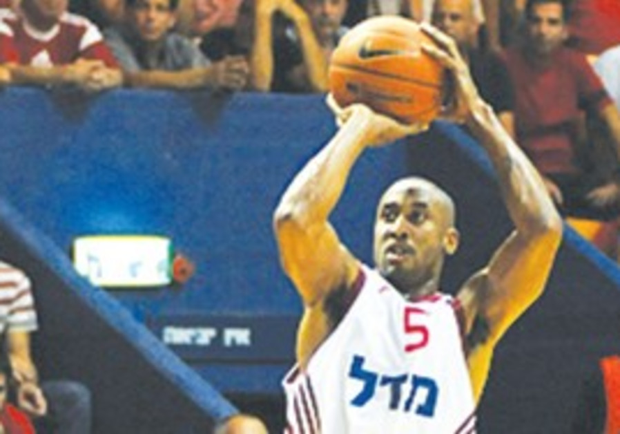 Hapoel Jerusalem guard Will Solomon.