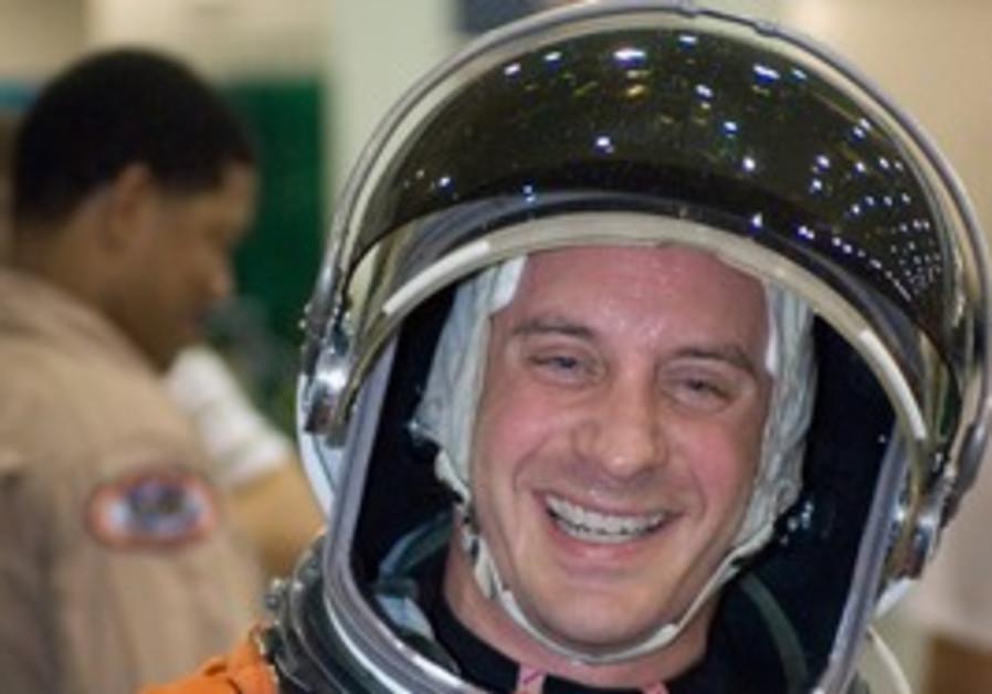 Jewish Astronaut Garret Reisman
