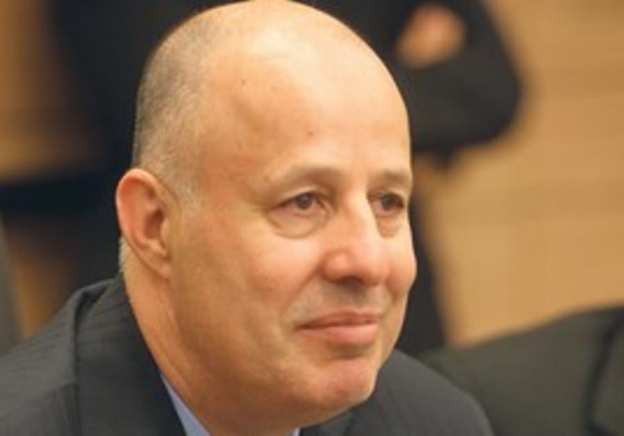 Kadima MK Tzahi Hanegbi