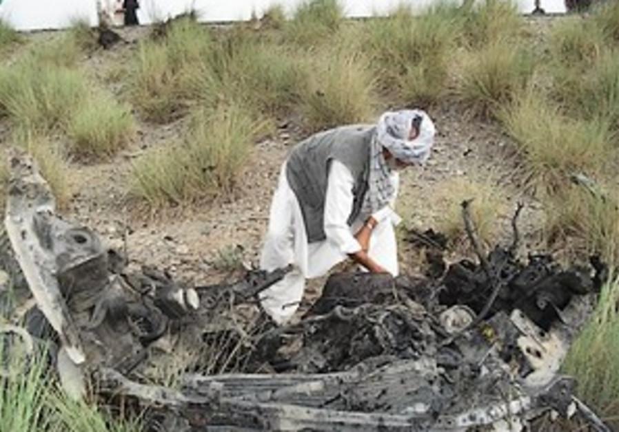 Three Germans killed in Afghan explosion