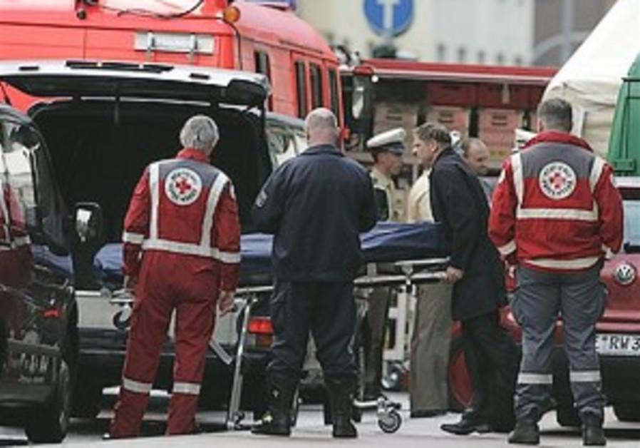 Six Italian men found shot dead in German city