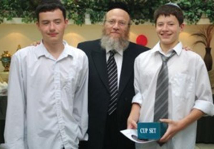 Moshe Weiss of Lezion B'Rina