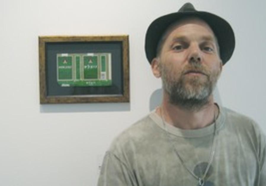 Tel Aviv artist Yoav Ben-Dov