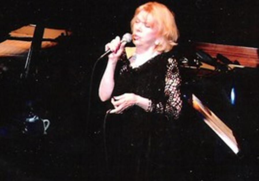 Jazz singer Helen Merrill in concert