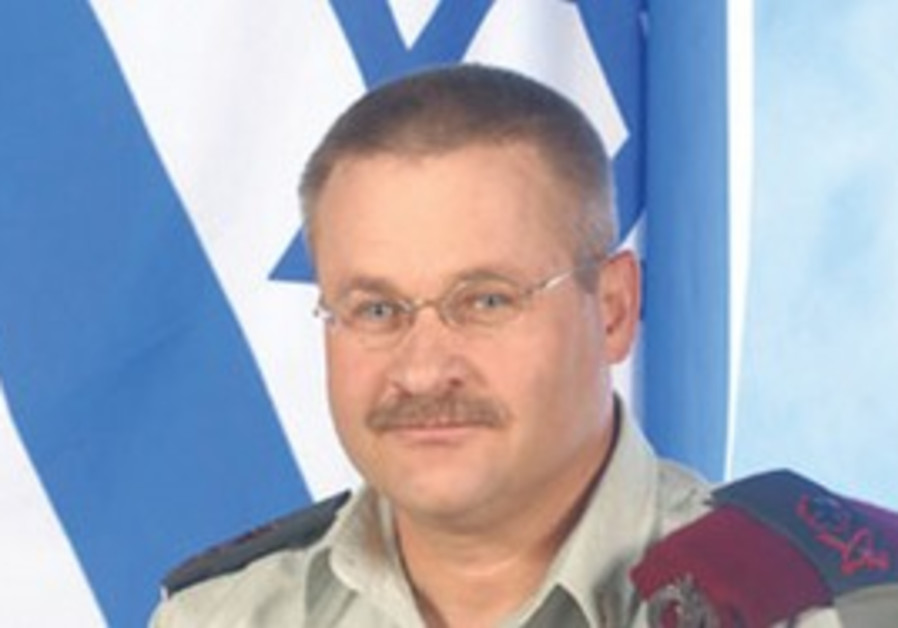 ISRAEL ZIV, back in his uniformed days. Combining