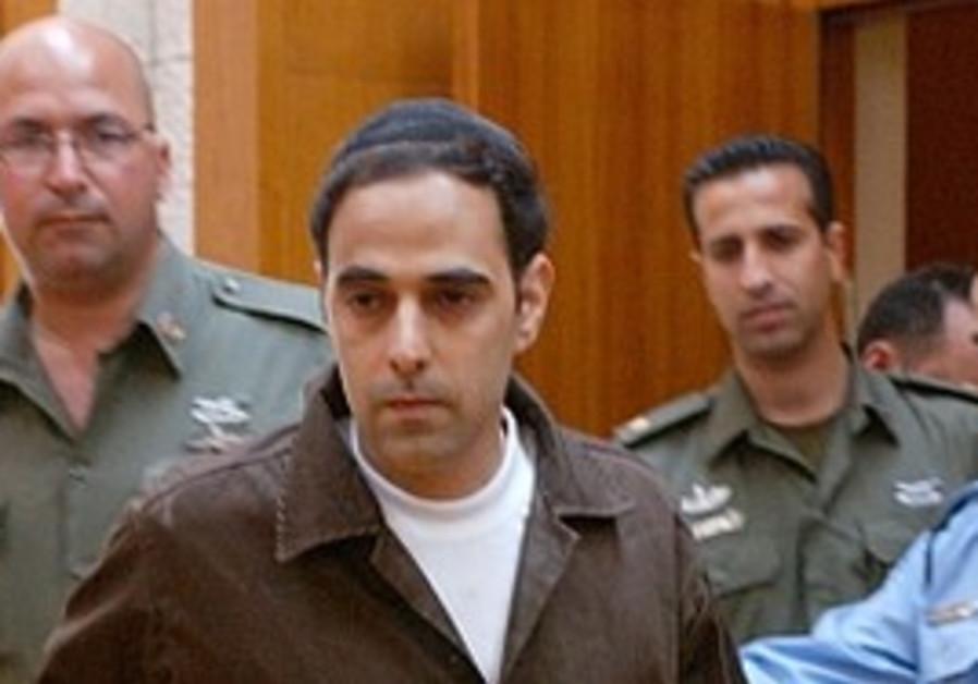 Rabin assassin Yigal Amir in court