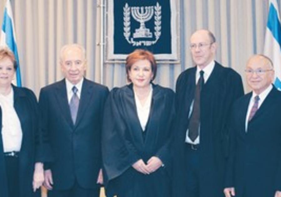 Judge Nili Arad, National Labor Court president