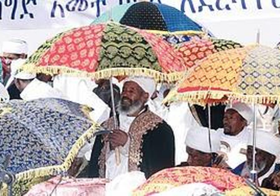 Ethiopians in J'lem celebrate Sigd