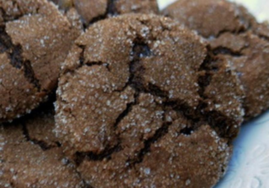 Chocolat Gingersnaps