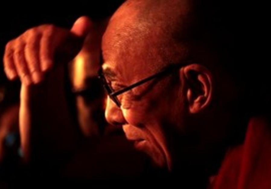 The Dalai Lama at Mother Teresa Memorial Awards