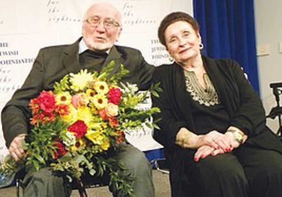 Wladyslaw Misiuna and Sara Marmurek