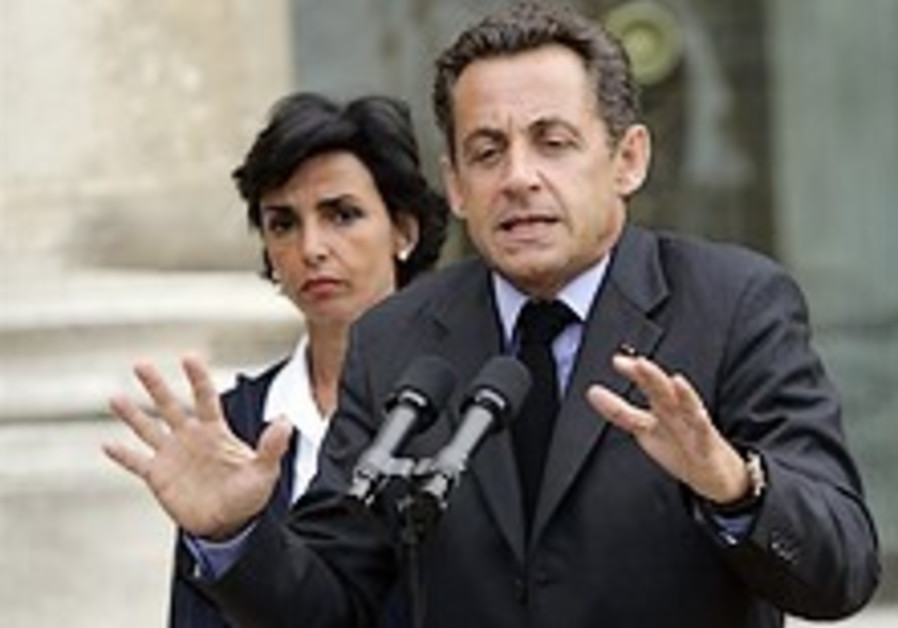 Sarkozy's first 100 days