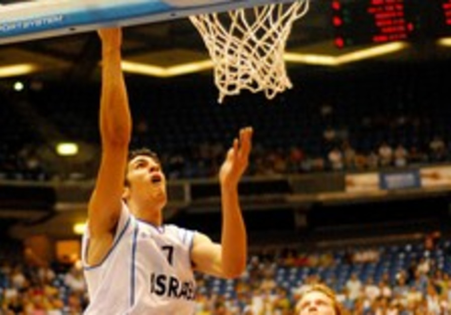 Basketball: EuroBasket warm-up success breeds confidence in Israel camp