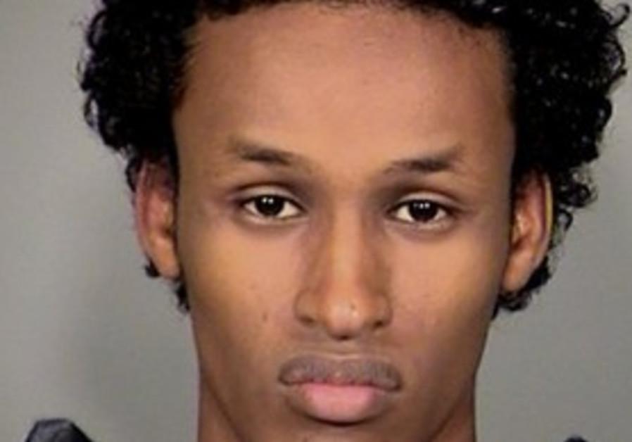 Mohamed Osman Mohamud, 19, arrested in terror plot