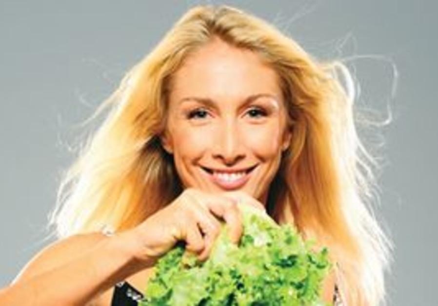 Ina Kravetzky, winner of 'Master Chef'