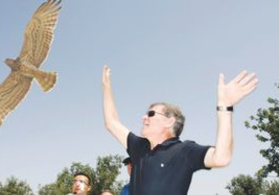 'AS A BIRD superpower, Israel is committed to thei