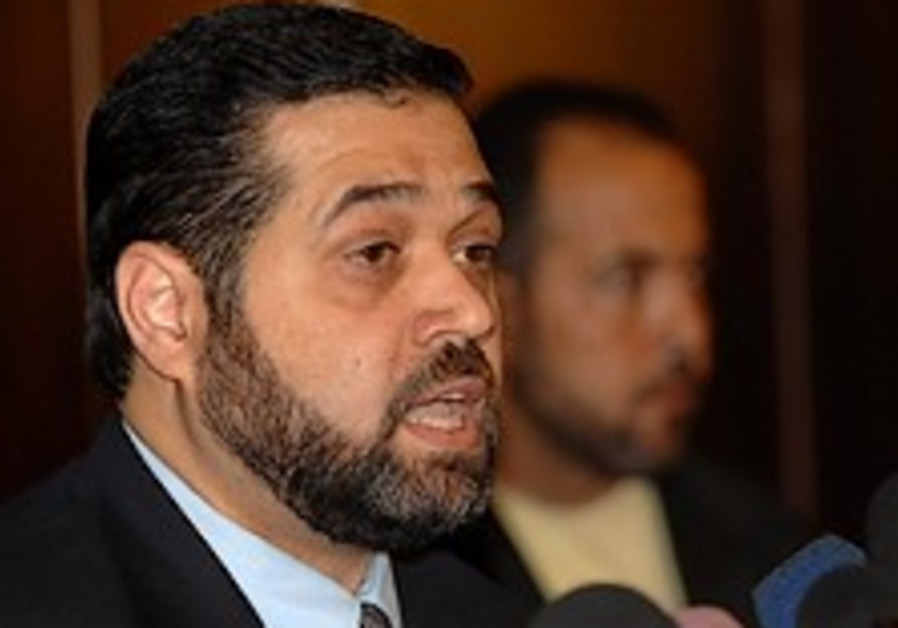 Hamas to Abbas: End talks with Israel