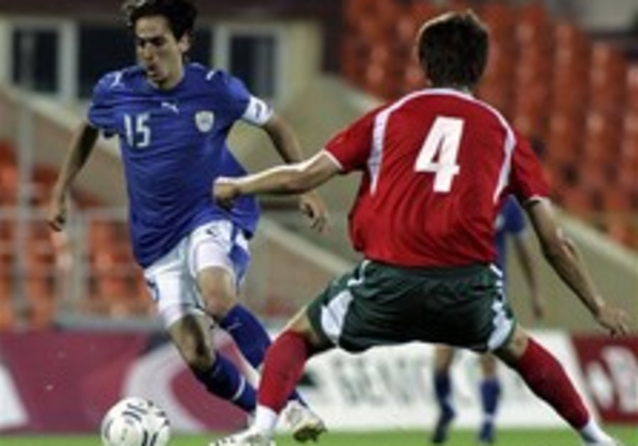 Euro Soccer: Israel stunned 2-1 by Belarus in Minsk