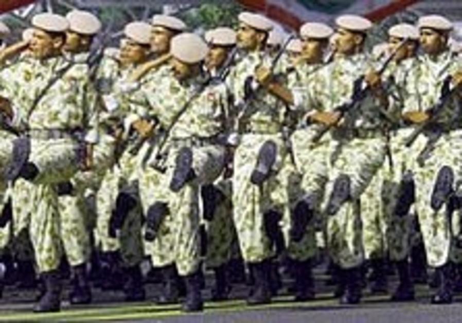 Guards chief warns of 'quagmire' if US attacks Iran