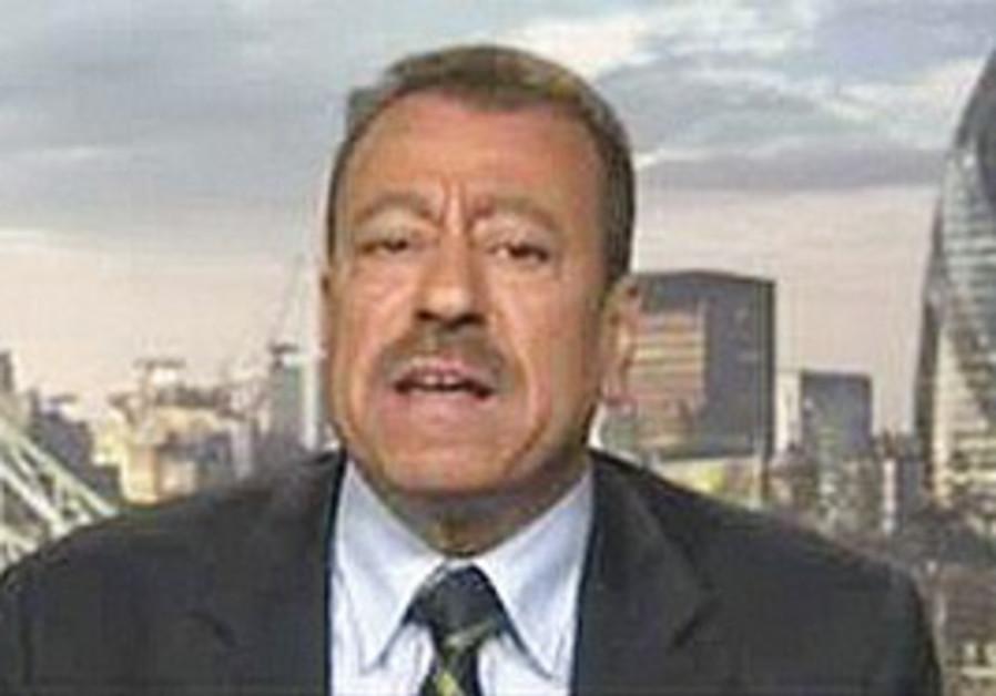Abdel Bari Atwan.