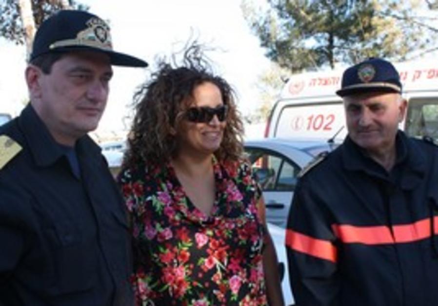 Bulgarians help Israeli victims of Carmel fire