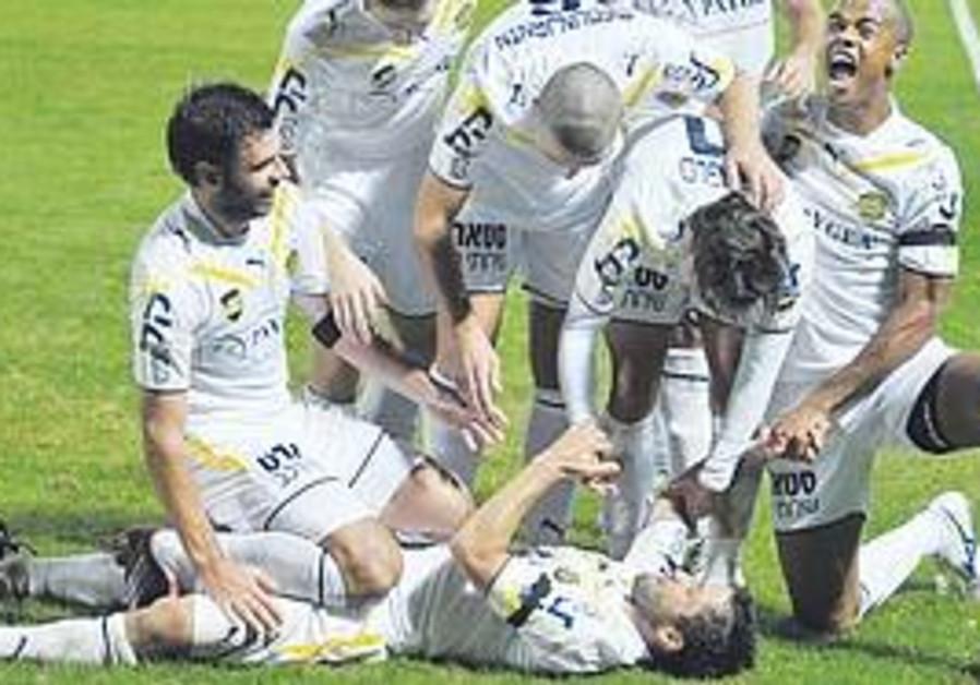 Maccabi Tel Aviv win