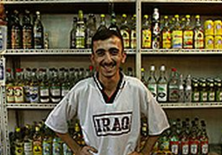 Iraq alcohol