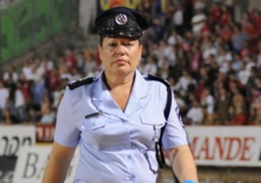 Haifa Police Chief Dep.-Cmdr. Ahuva Tomer