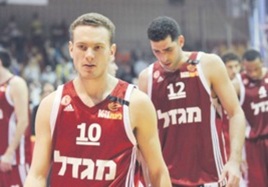 Yuval Naimi will try and get Hapoel J'lem on track