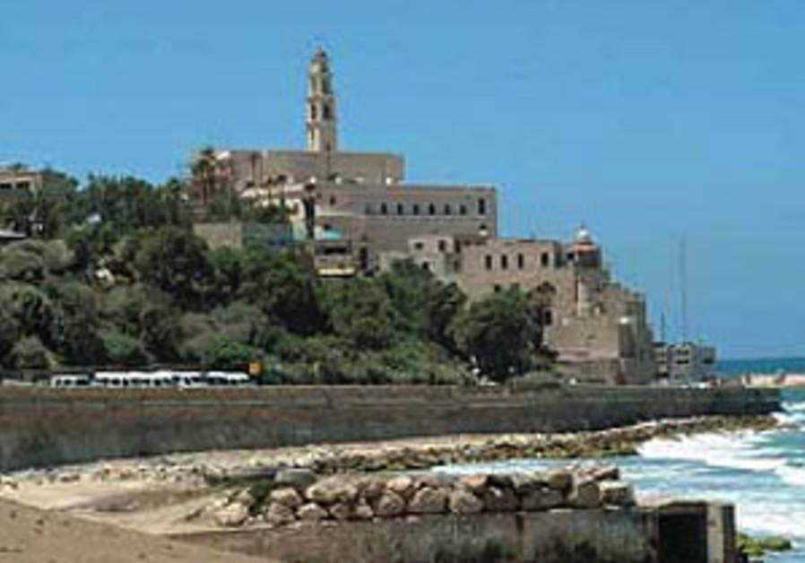 Jaffa - view