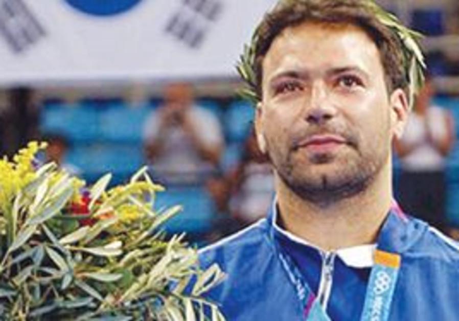 Olympic-medalist Arik Ze'evi