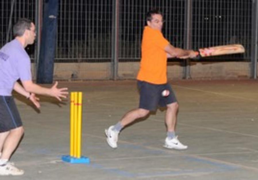 Israeli cricket