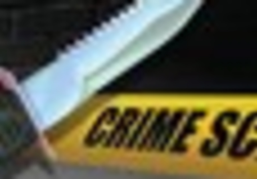 Crime scene (Illustrative)