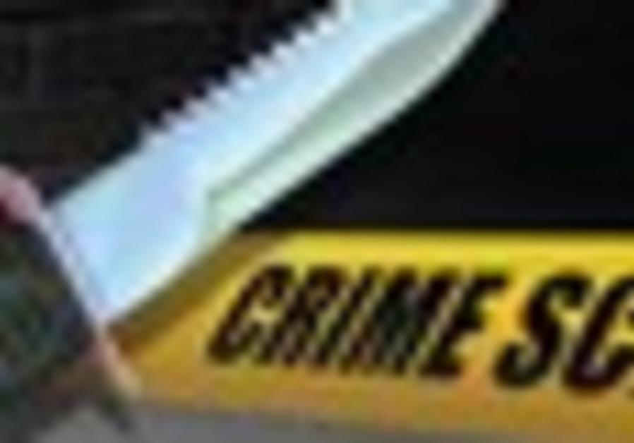 Crime scene (Illustrative)