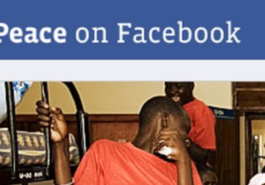 """Peace on Facebook"" project"