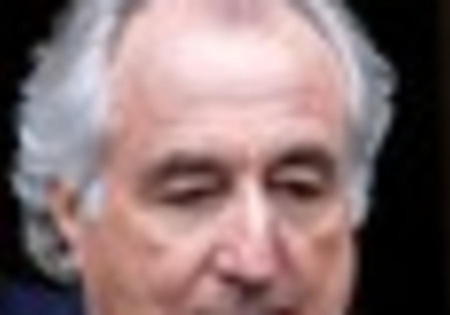 Convicted con artist Bernard Madoff