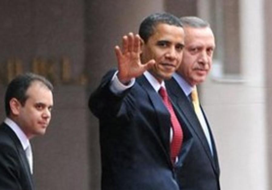 Obama and Erdogan