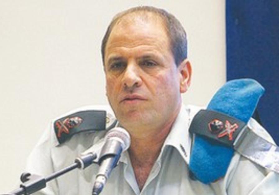 Maj.-Gen. Eitan Dangot.