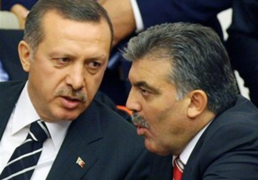 Erdogan and Gul