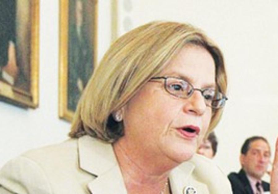 US House Rep. Ileana Ros-Lehtinen