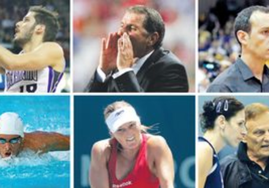 6 Sports Personality of 2010 nominees