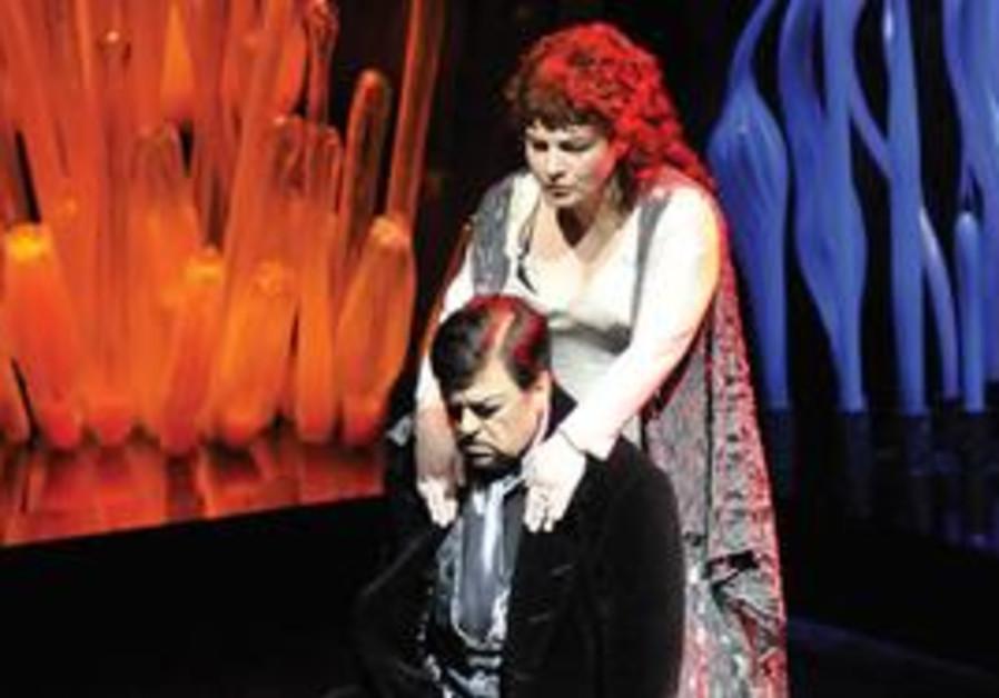 'Bluebeard's Castle' Opera
