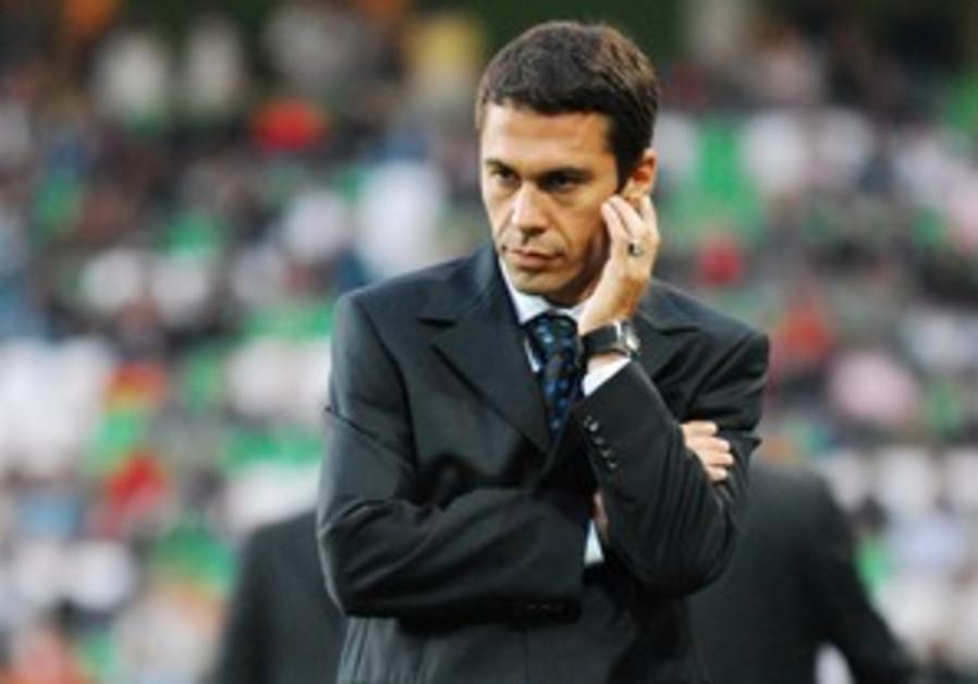 Levy to decide on Maccabi TA job